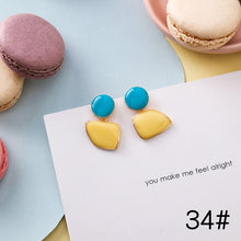 Load image into Gallery viewer, Sweet Macarons Earrings-14