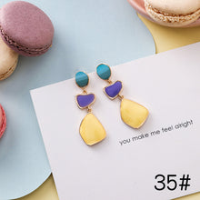 Load image into Gallery viewer, Sweet Macarons Earrings-15