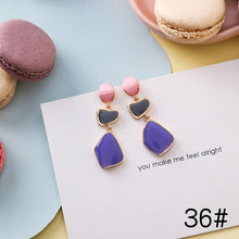 Load image into Gallery viewer, Sweet Macarons Earrings-16