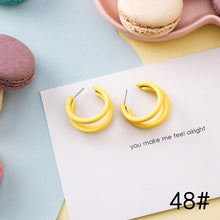 Load image into Gallery viewer, Sweet Macarons Earrings-20