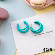 Load image into Gallery viewer, Sweet Macarons Earrings-21