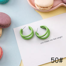 Load image into Gallery viewer, Sweet Macarons Earrings-22