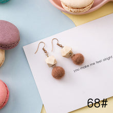 Load image into Gallery viewer, Sweet Macarons Earrings-24