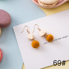Load image into Gallery viewer, Sweet Macarons Earrings-25