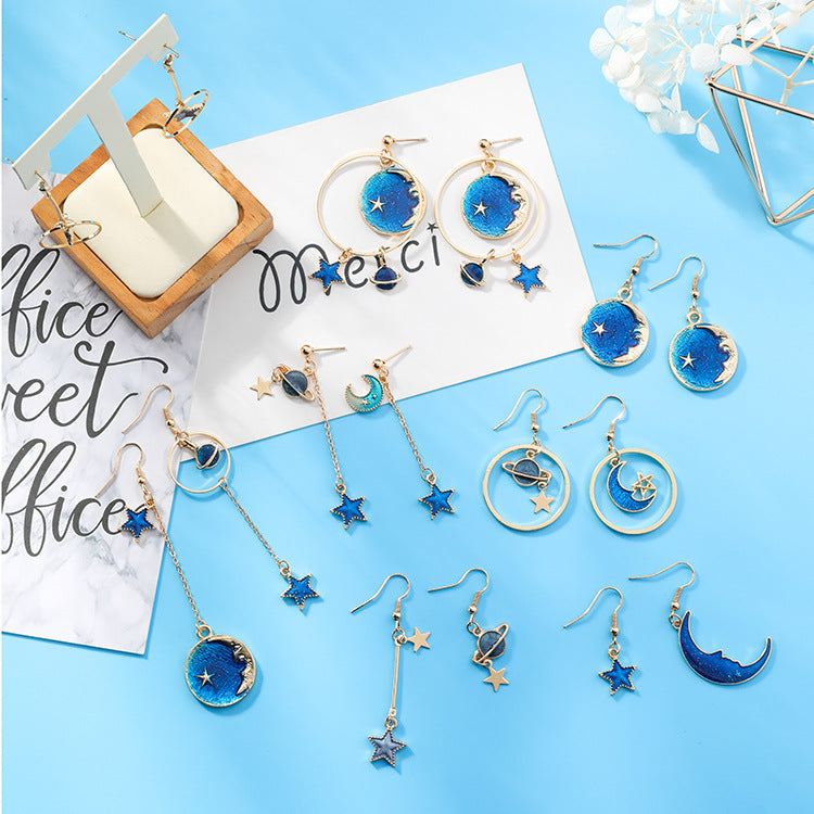 Mystery Sky Earrings-2