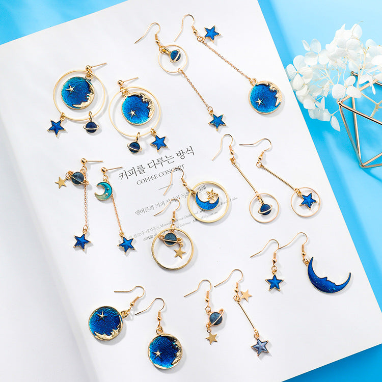 Mystery Sky Earrings-3