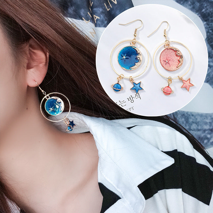 Mystery Sky Earrings-4