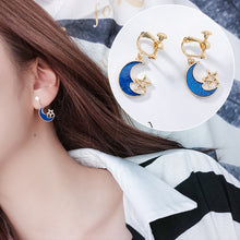 Load image into Gallery viewer, Mystery Sky Earrings-6