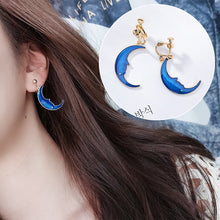 Load image into Gallery viewer, Mystery Sky Earrings-9