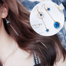 Load image into Gallery viewer, Mystery Sky Earrings-10