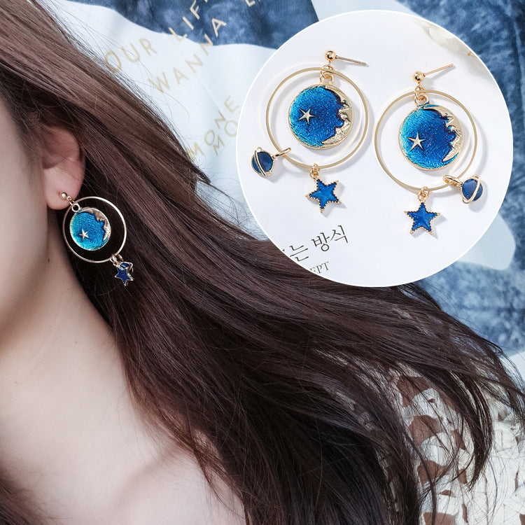 Mystery Sky Earrings-10
