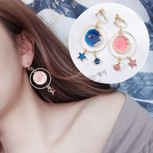 Load image into Gallery viewer, Mystery Sky Earrings-12