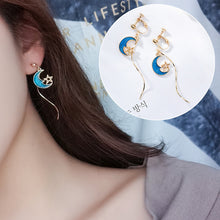 Load image into Gallery viewer, Mystery Sky Earrings-13
