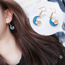 Load image into Gallery viewer, Mystery Sky Earrings-15