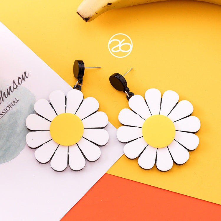 Best Sunflower Earrings