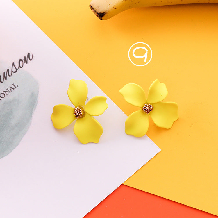 Energy Sunflower Earrings Online