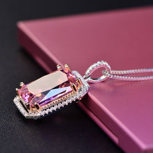Load image into Gallery viewer, Diamond Pendant Necklace
