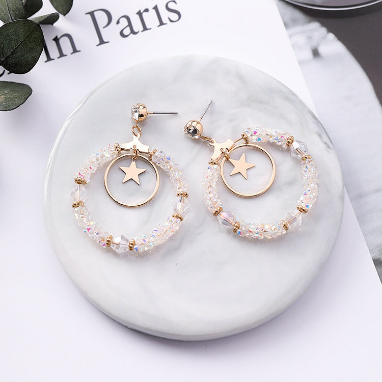 Gypsophila Earrings USA