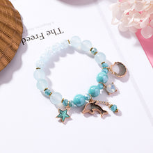 Load image into Gallery viewer, Ocean style Bracelet-5cm