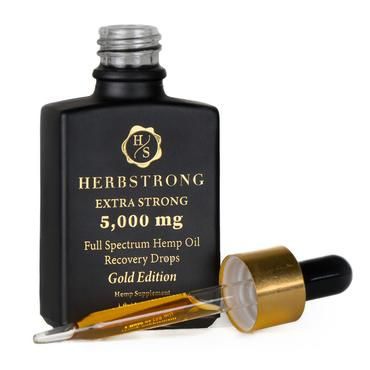 HERBSTRONG EXTRA STRONG 5000MG DROPS