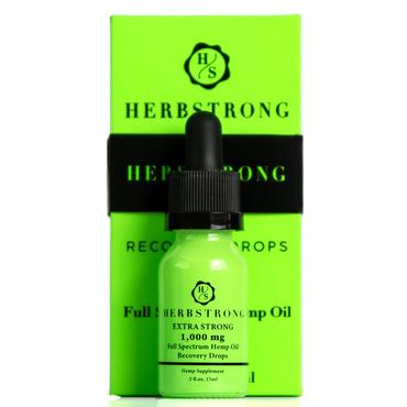 HERBSTRONG EXTRA STRONG 1000MG DROPS