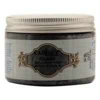 Diamond Metallic Relief Paste - Sky Gray- 150 ML