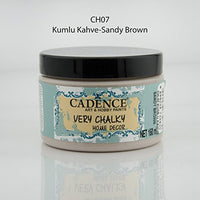 VERY CHALKY HOME DECOR - Sandy Brown - 150 ML