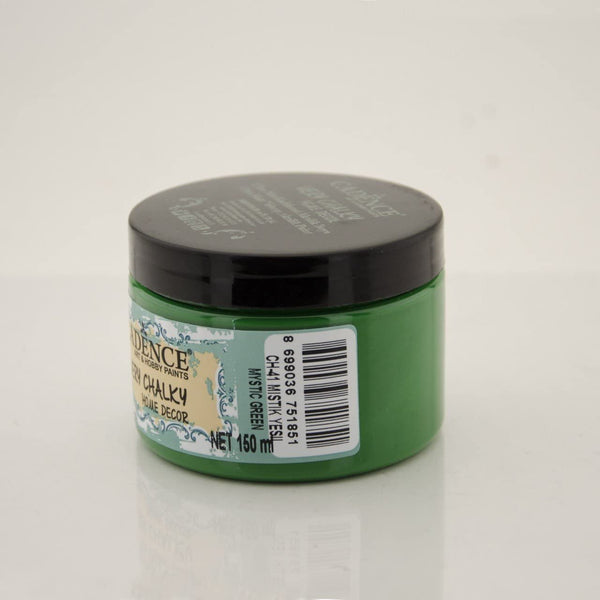 VERY CHALKY HOME DECOR - Mystic Green- 150 ML