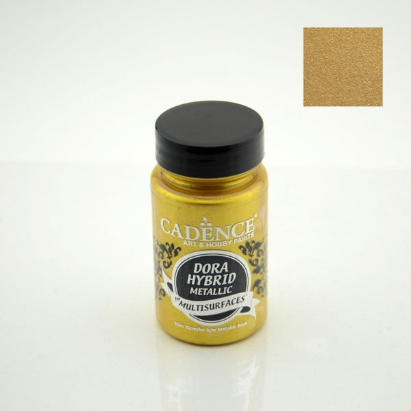 Dora Hybrid Metallic - Rich gold - 90 ML