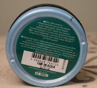 Fashion Fabric Paste Metallic - Aqua - 50 ML