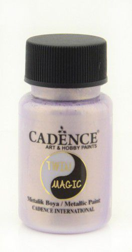 TWIN MAGIC METALLIC PAINTS  - Gold Purple - 50 ML