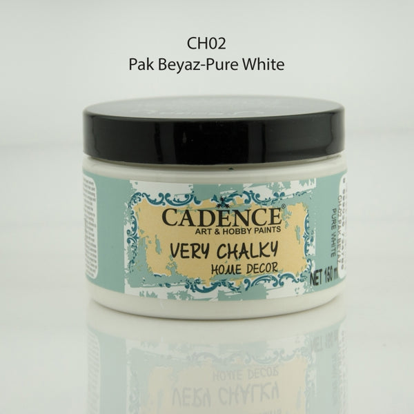 VERY CHALKY HOME DECOR -Pure  White- 150 ML