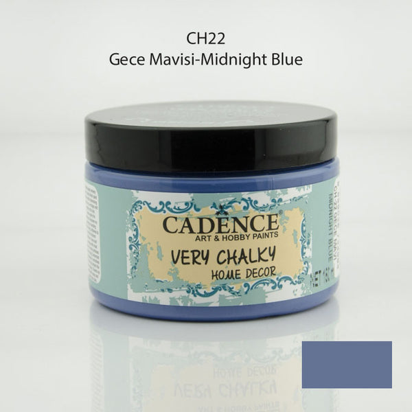 VERY CHALKY HOME DECOR - Midnight Blue- 150 ML