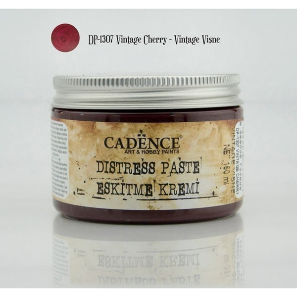 Distress Paste - Vintage cherry -150 ML