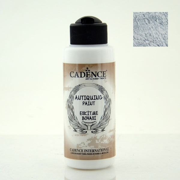 Antiquing Paint - White - 120 ML