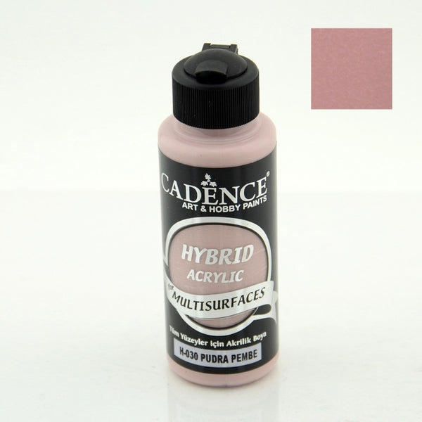 Hybrid Acrylic Paint -Powder pink - 120 ML