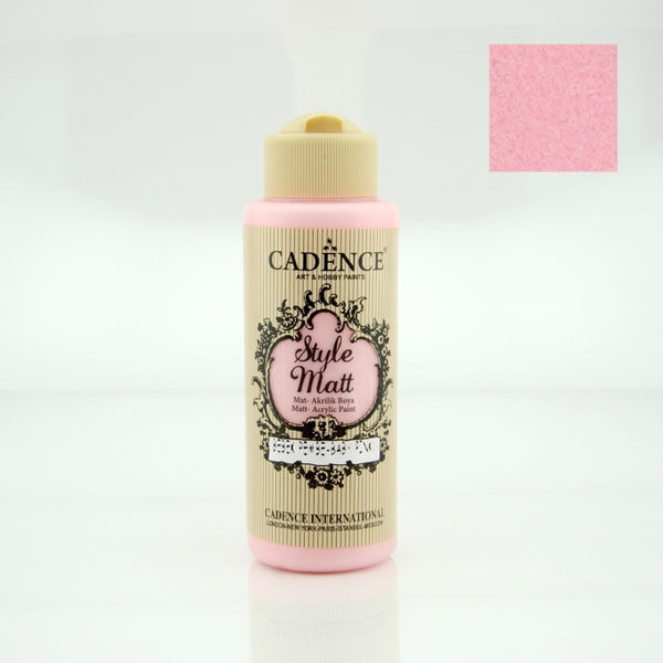 STYLE MATT Paint -  Baby pink - 120 ml