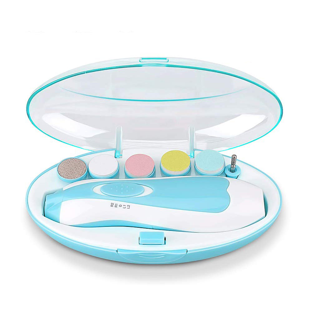 Remember Baby™ LED Baby Nail Trimmer Set