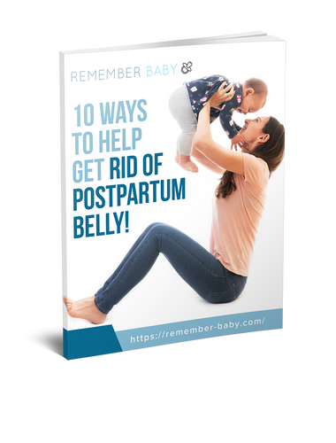 10 Ways to Get Rid of Your Postnatal Belly!