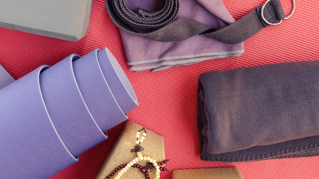 THE ACCESSORIES FOR YOGA