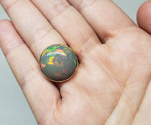 Load image into Gallery viewer, 14k Gold Opal Ring