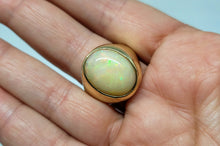 Load image into Gallery viewer, Opal Ring 14 Karat Gold  #133