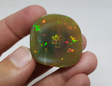 Load image into Gallery viewer, Colorful Ethiopian Brown Opal Specimen #153