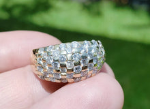 Load image into Gallery viewer, Diamond White Gold Ring