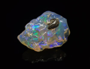 Crystal Opal Carving -  28.5 Carat #1621
