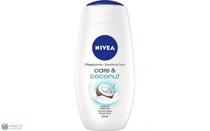 Care & Coconut Pflegedusche Nivea 250 ml