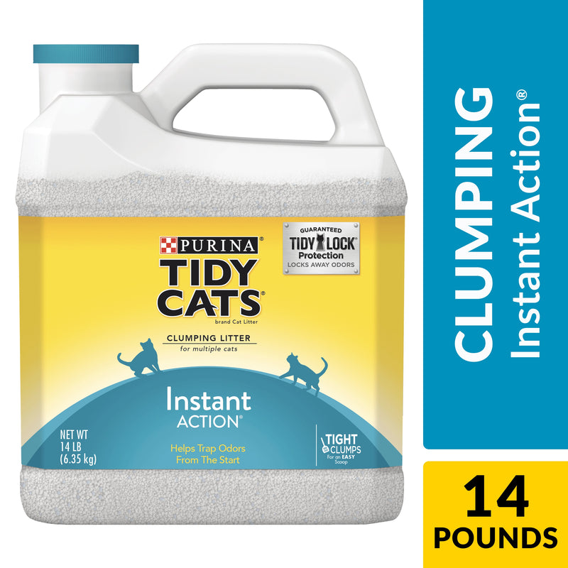 Litiere Tidy Cats Instant Action 6,35kg