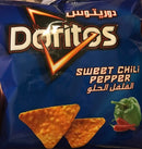 Chips Sweet Chili Pepper Doritos 43G