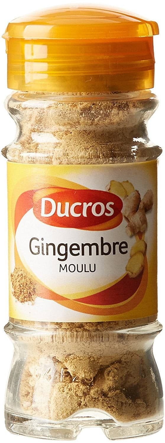 Gingembre Moulu Ducros 26g