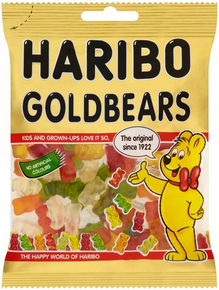 Haribo Gold Bears 80g